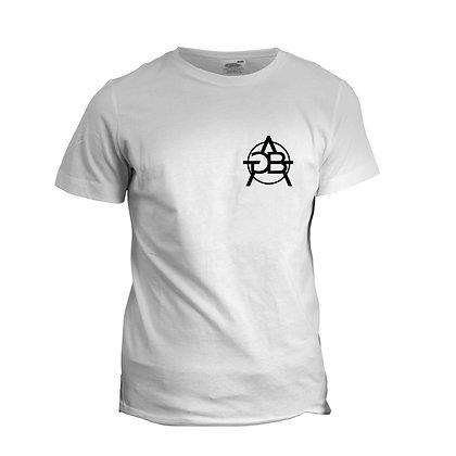 GBAx Left Chest Logo - Black