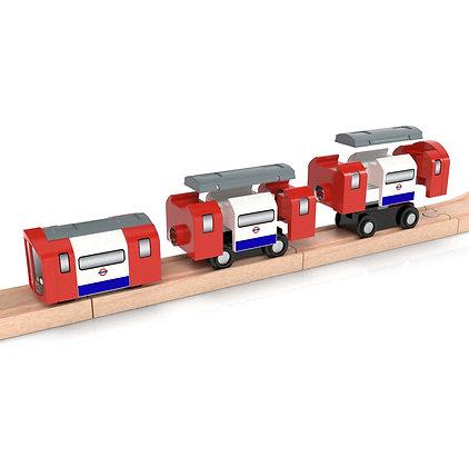 London Underground Train Set