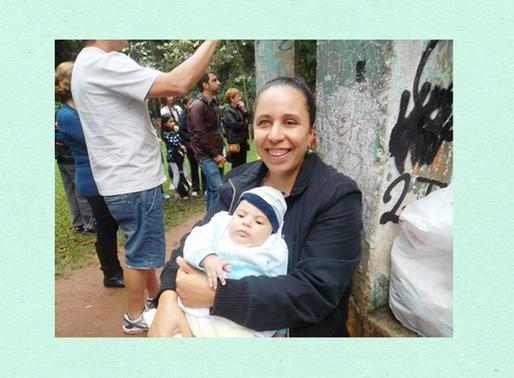 O parto quando não se vê: audiodescrição e a legitimidade das mães deficientes visuais