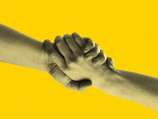 Em uma sociedade individualista a verdadeira revolução é construir vínculos
