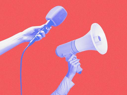 O papel dos jornalistas em meio à pandemia