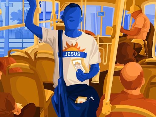 """""""Nosso remédio é Deus"""": o messianismo da cura nas comunidades terapêuticas"""