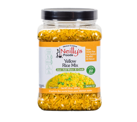 Neilly's Yellow Rice Mix