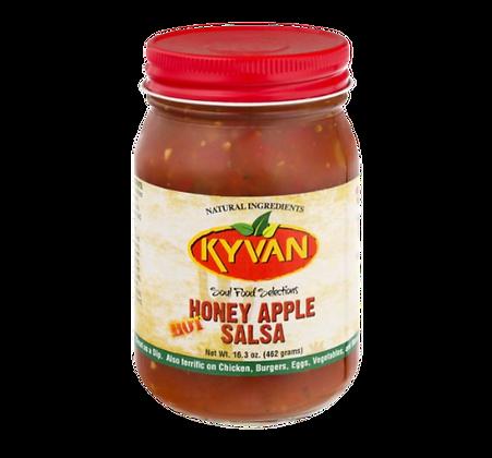 Kyvan Honey Apple Salsa (Hot)