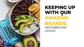 DEC 2020 - KEEPING UP WITH JULO'S AMAZING BRANDS