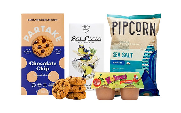Sweet and Salty Snack Pack