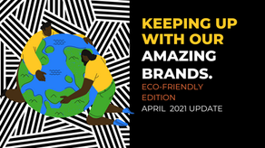 Amazing Black Owned, Eco-Friendly Brands to Buy by Earth Day
