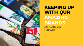 JAN 2021 - KEEPING UP WITH JULO'S AMAZING BRANDS