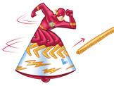 """Flash Spinner"""