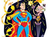 """""""Superman vs. Mr. Mxyzptlk"""""""