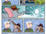 """Phineas & Ferb: """"Secrets from the Agency"""""""