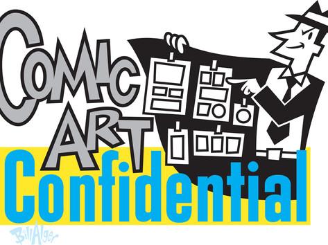 """""""Comic Art Confidential"""""""