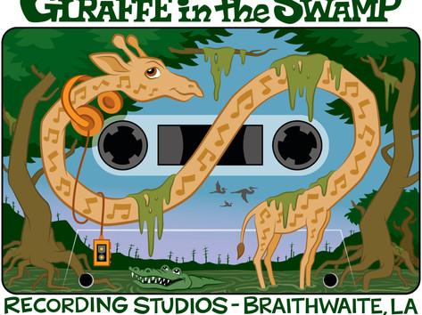 """""""Giraffe in the Swamp"""""""