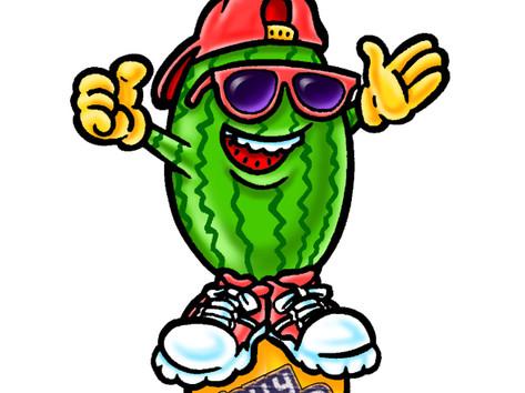 """""""Watermelon Jolly Rancher Pop-Up"""""""