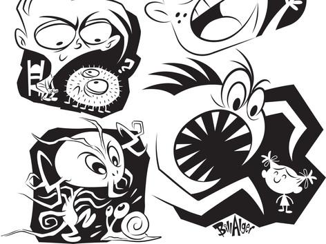 Monsters/Aliens 5