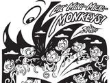 """""""Li'l Mini-Micro-Monkeys!"""" story (Page 1)"""