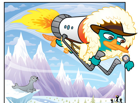 "Phineas & Ferb: ""Northern Exposure"""