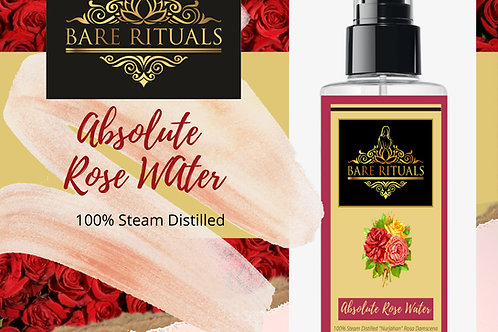 Bare Rituals Absolute Rose Water
