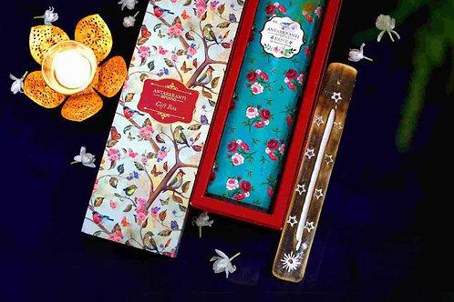 Antarkranti - Floral Incenses Gift Set