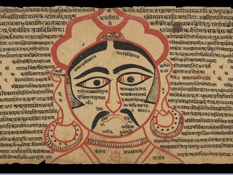 Composition of human body according to Ayurveda