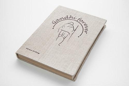 Jute Diary (Customizable)
