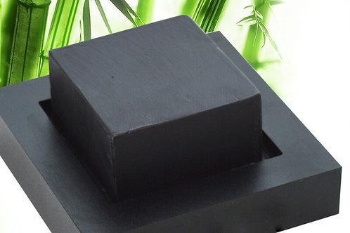 Bare Rituals - Bamboo Charcoal Rock Soap