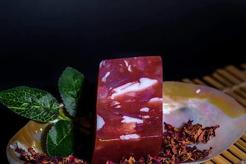 Bare Rituals - Root Chakra Red Jasper Stone Soap