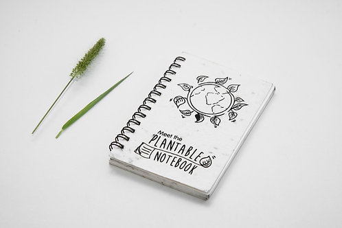 Seed Paper Pocket Diary