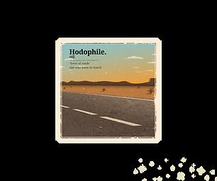 Hodophile Fridge Magnet