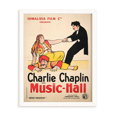 charlie-chaplin-art-poster-home-decor-white-frame.png