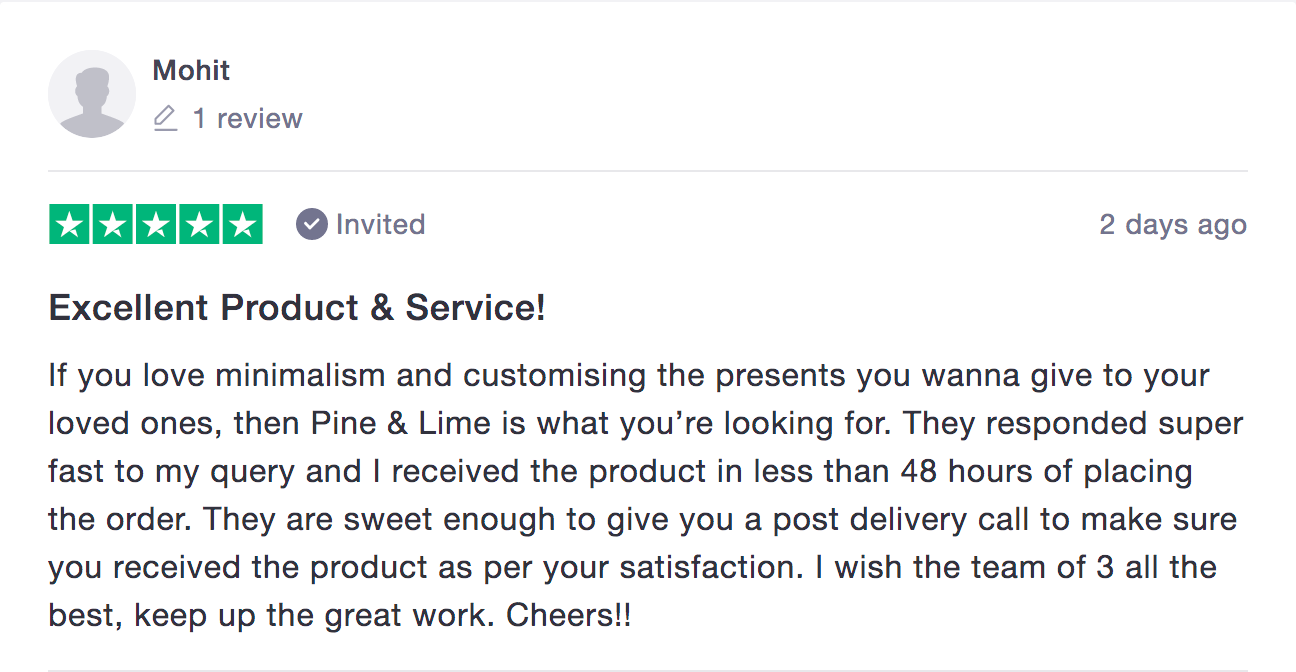 Pine & Lime - Review - Memory Maps-Pine & Lime - Review - Memory Maps-Mohit