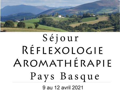Séjour Initiatique au Pays Basque Avril 2021