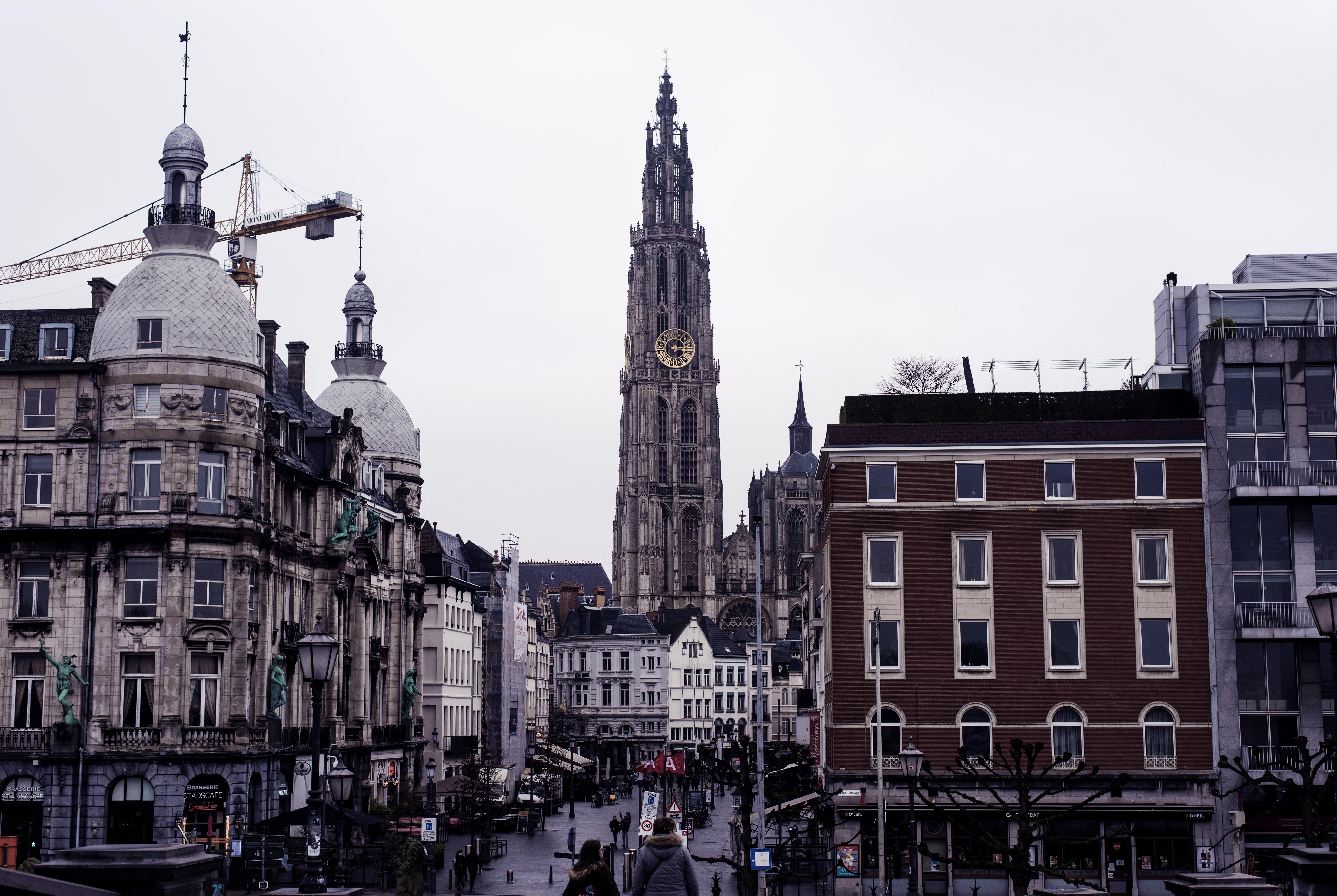 Onze-Lieve-Vrouwekathedraal Antwerp