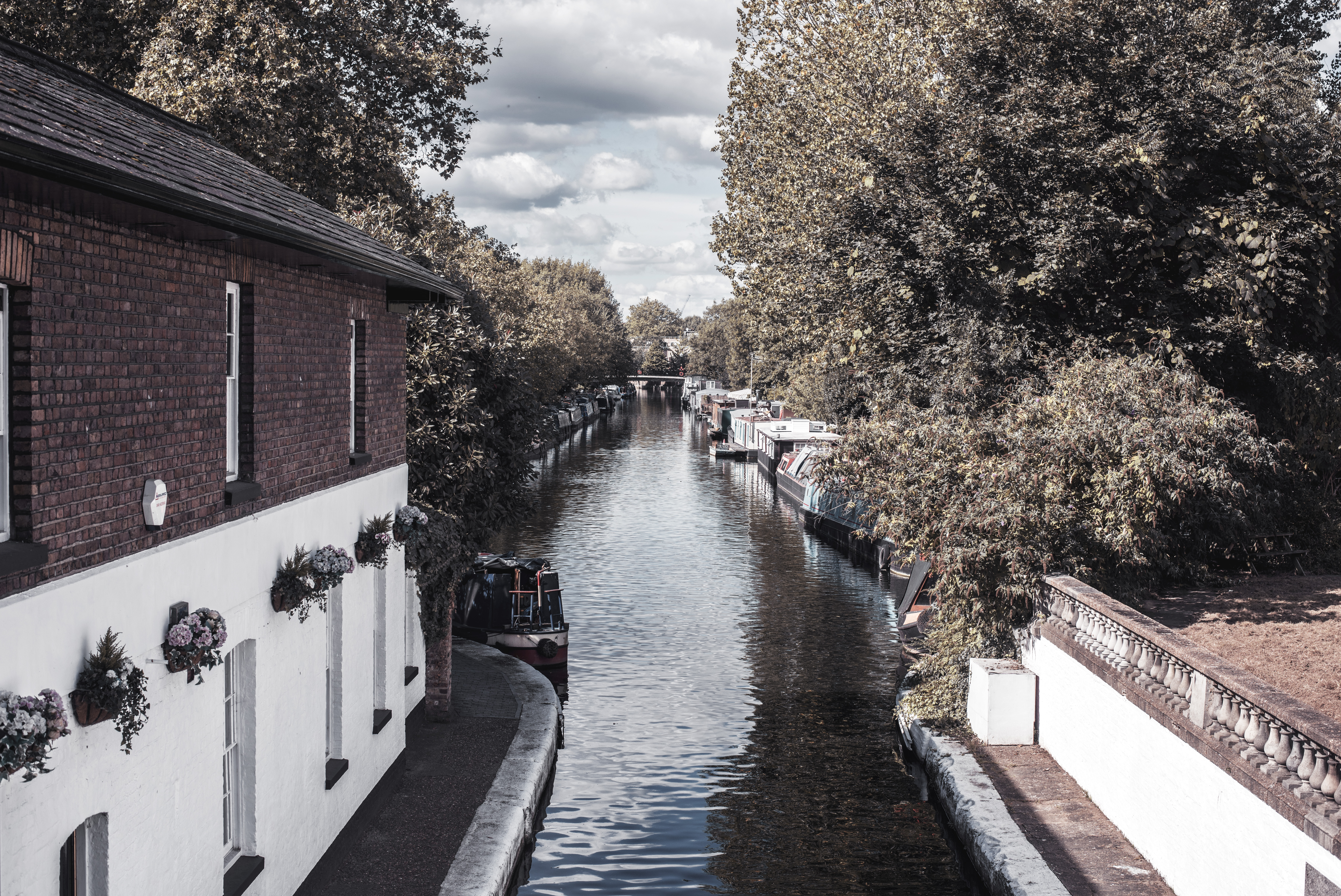 Grand Union Canal at Little Venice