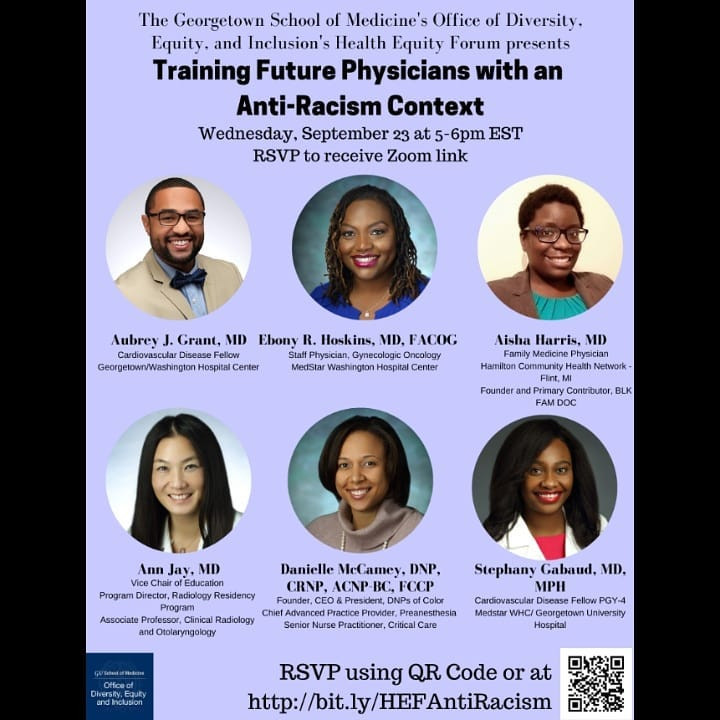 Georgetown University Health Equity Forum
