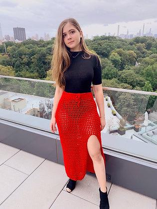 Amherst Skirt Crochet Pattern