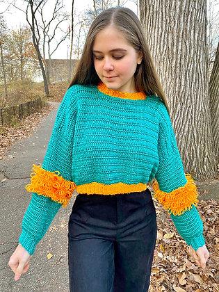 Odessa Sweater Crochet Pattern