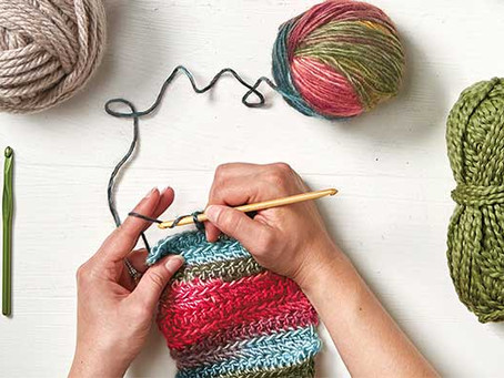 Become a Writer for The Crocheting!
