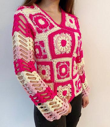 Lanai Top Crochet Pattern
