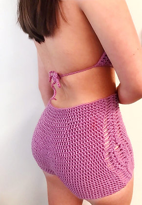 Miami Shorts Crochet Pattern Kit