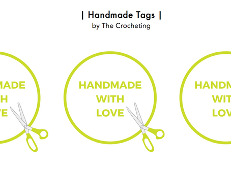 Stunning + Free Handmade Tag Designs