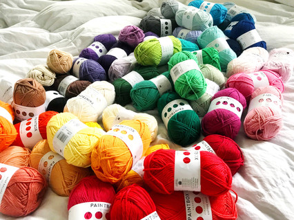 Paintbox Yarn Haul!