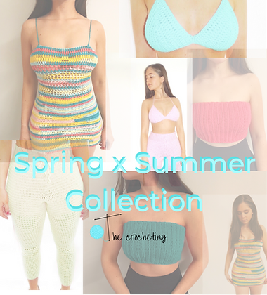 Pattern Look-Book: Part 1 Spring X Summer Collection