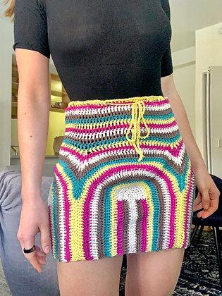 Andria Skirt Crochet Pattern