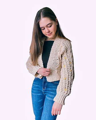 Malmo Sweater Crochet Pattern
