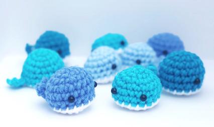 Amigurumi Crochet Sea Creature Animal Toy Free Patterns | Crochet ... | 252x426