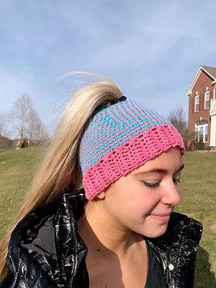 Magnolia Beanie Crochet Pattern