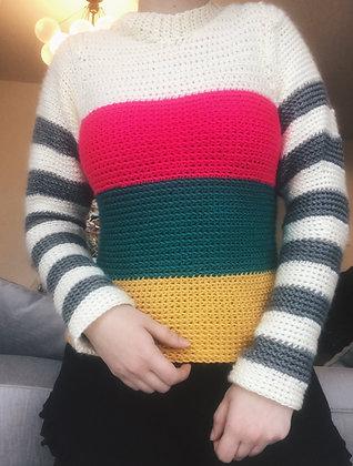 Carlisle Sweater Crochet Pattern