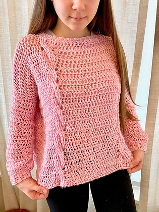 Nantes Sweater Crochet Pattern