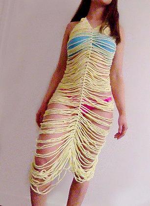 Tahiti Dress Crochet Pattern